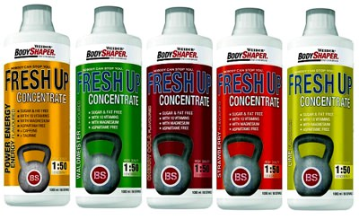 Изотоник Fresh Up Concentrate от Weider